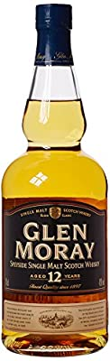 Glen Moray 12 Year Old Whisky, 70 cl
