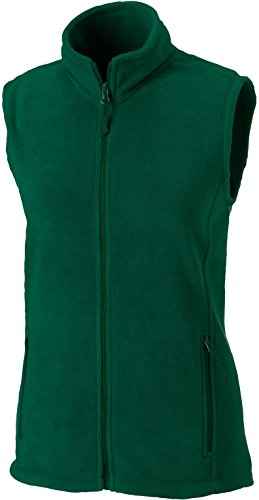 Fleece-Weste, Farbe:Bottle Green;Größe:XXL XXL,Bottle Green