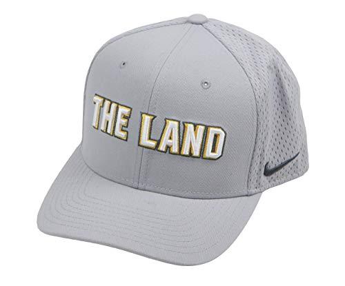 Nike Mens Classic 99 The Land Snapback One Size Grey/White 889511-007