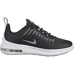 Nike Herren Air Max Axis Ep (gs) Leichtathletikschuhe, Mehrfarbig (Black/Anthracite/Metallic Silver/White 000), 39 EU