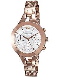 Armani Reloj de pulsera AR7391 Color cobre Mujer