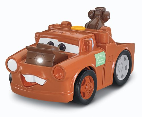 Fisher-Price Disney Pixar Cars 2 Light-Up Vehicle - Mater (Disney Fisher Cars Price)