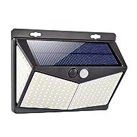 Solar Powered 208 LED Bulb
