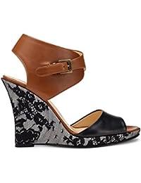 Intramontabile Footwear - Sandalias de Punta Descubierta Mujer