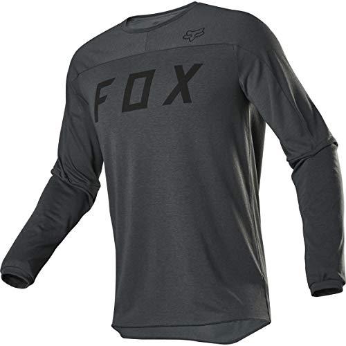 Fox Legion Dr Poxy Jersey - Blk Only Black M -