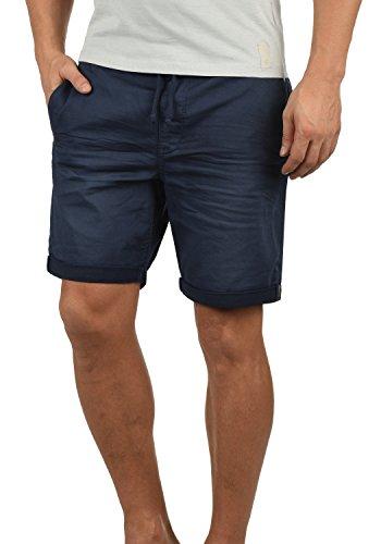 BLEND Dongo Herren Jeans-Shorts kurze Hose Denim aus hochwertiger Baumwollmischung, Größe:XL, Farbe:Navy (70230) (Stretch-bund)