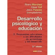 Desarrollo psicológico y educación (El Libro Universitario - Manuales)