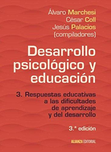 Desarrollo psicológico y educación (El Libro Universitario - Manuales) por Álvaro Marchesi