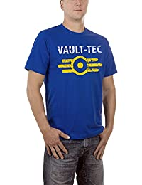 Touchlines Herren T-Shirt Vault Tec