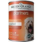 Arden Grange Partners Fresh Chicken Rice & Vegetables 395g (Pack of 6)