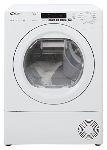 Candy GVSH9A2DE Freestanding A++ Rated Condenser Tumble Dryer - White
