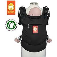 Hana Baby Carrier – Portador de algodón orgánico parte delantera ...