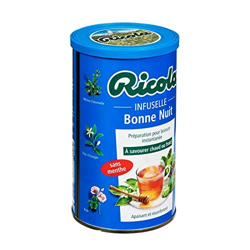 Ricola - Infuselle Good Night 200G - Packung mit 4