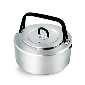 41QcyNy04RL. SS300  - Tatonka Stainless Steel H2O Pot 1.0 Litre Teapot