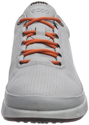 Ecco 831304 Herren Laufschuhe Weiß (Concrete Yak Ultimate Runner01379)