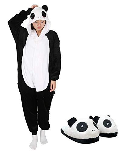 Adulte Kigurumi Pyjama Licorne Unisexe Anime Animal Costume Cosplay Combinaison Pyjama ou...