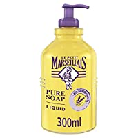 LE PETIT MARSEILLAIS Liquid Soap, Lavender Hand Wash, 300ml