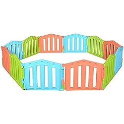 Parque infantil / bebé Parque 12 piezas