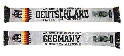 bufanda Alemania de Fútbol