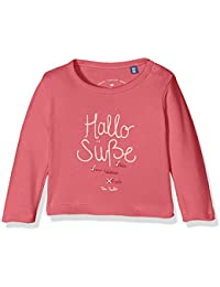 TOM TAILOR KIDS Baby Girls' German Slogan Print T-Shirt