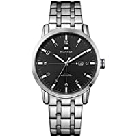 Tommy Hilfiger Analog Black Dial Men's Watch - TH1790963J