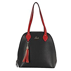Lavie Bael Womens Handbag (Black)