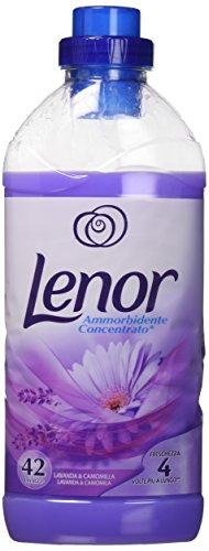 Lenor Weichspüler Konzentrat Lavendel und Kamille 42Wäschen, 1050ml