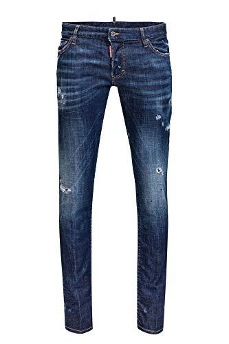 Dsquared2 - Vaquero - para Hombre Mezclilla Azul W54 e6d91a41142