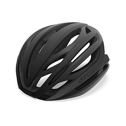 Giro Syntax MIPS Rennrad Fahrrad Helm schwarz 2019: Größe: M (55-59cm)
