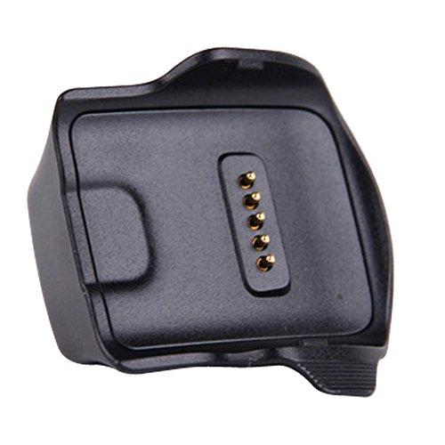 prettygood7Ladekabel Dock + Kabel Smartwatch Samsung Galaxy Gear Fit R350Desktop Ladegerät Laden und Sync Station Sync Cradle Dock