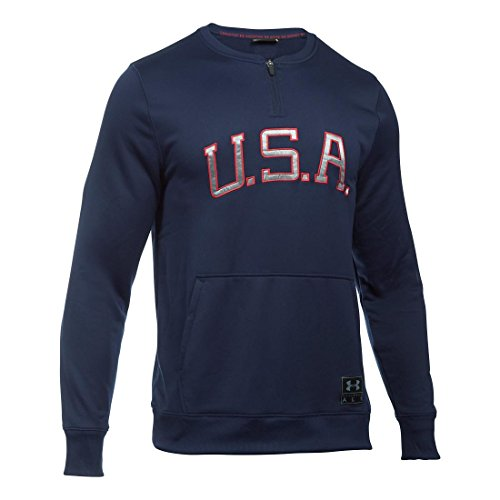Under Armour Herren Funktionsshirt Navy