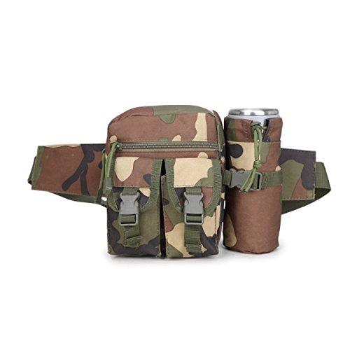 Armee Fans Taktische Taschen Freizeittasche Männer Und Frauen Im Freien Sportflasche Paket 1