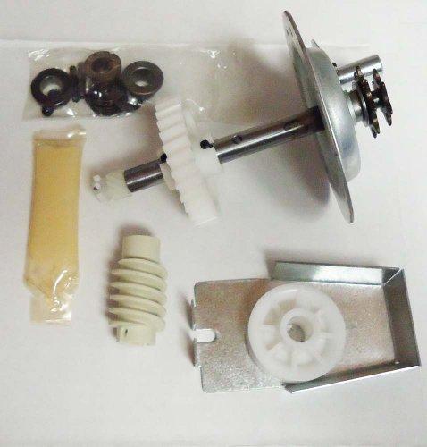 LIFTMASTER Garage Door Openers 41A3261-1 Dual Gear & Sprocket Assembly by LiftMaster Liftmaster Garage Door Opener