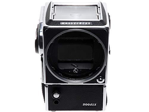 hasselblad 500 el/x body fotocamera medio formato 6x6 caricabatterie e batteria