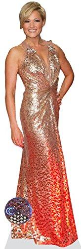 Preisvergleich Produktbild Helene Fischer (dress) Pappaufsteller lebensgross