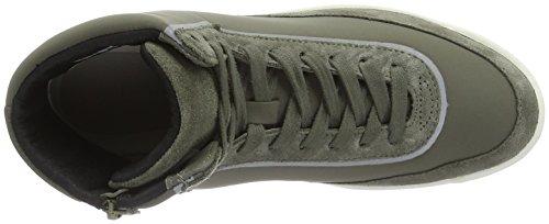 Lacoste Explorateur Calf 416 1, Sneakers basses femme Grün (Dk Grn 177)