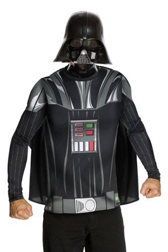 et Herren Kostüm Darth Vader zu Karneval Gr.XL ()