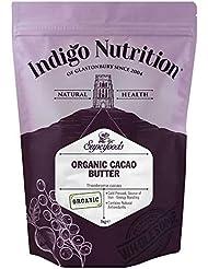 Indigo Herbs Bio Kakaobutter 1kg