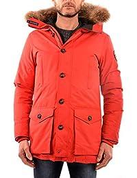 Amazon.it  parka - Museum   Giacche e cappotti   Uomo  Abbigliamento 016d16e28bbe