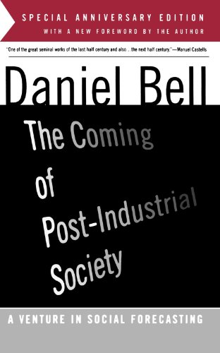 The Coming Of Post-Industrial Society por Daniel Bell