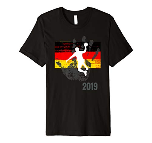 Handball Nationalmanschaft I Weltmeisterschaft 2019 T-Shirt