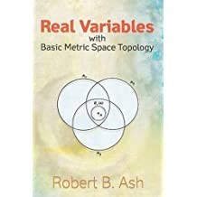 Real Variables with Basic Metric Space Topology (Dover Books on Mathematics)