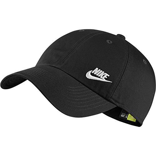 Nike Sportswear Heritage86 Futura Cappellino Donna Nero