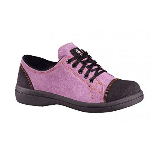 Lemaitre , Chaussures de sécurité pour femme Rose
