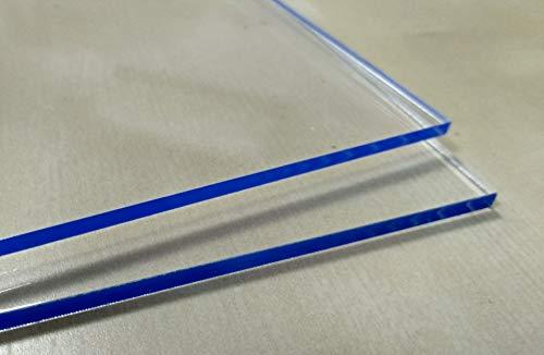 Hoja metacrilato transparente 5mm A1 DINA1 594 x 841