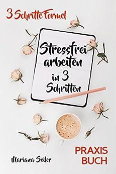 Stress bewältigen am Arbeitsplatz: IN 3 SCHRITTEN DEINEN STRESS BEWÄLTIGEN UND DAUERHAFT STRESSFREI ARBEITEN! Praxisbuch für entspanntes Arbeiten ohne ... Produktivität, Stress am Arbeitsplatz)