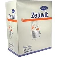 ZETUVIT Saugkompresse steril 20x40 cm 5 St preisvergleich bei billige-tabletten.eu