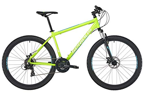 "SERIOUS Rockville 27,5"" Disc Green Rahmenhöhe 46cm 2019 MTB Hardtail"