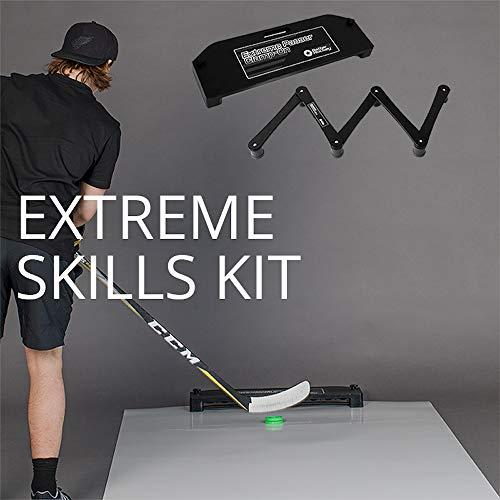 Better Hockey Extreme Skills Kit - Eishockey Schusstraining und Schlägerführung