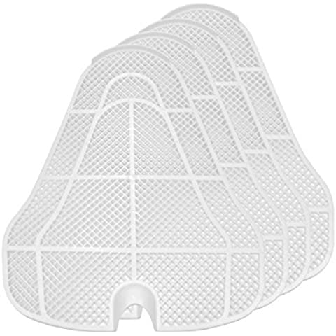 El Dr. Cup filtro insertos para urinarios 4 PCs.